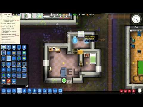 how to make prison architect run faster