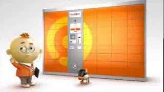 Постамат PickPoint(PickPoint -- первая украинская компания, предлагающая уникальную альтернативу почте и курьерской доставке...., 2014-03-06T23:58:22.000Z)
