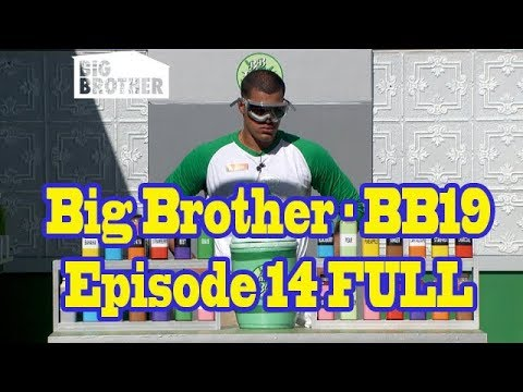 bb19  bb19 ep 14 HD  Big Brother 19 episode 14