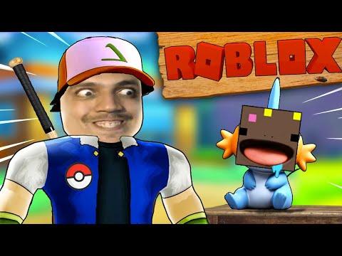 POKEMON SUR ROBLOX !! (ft. Ninjaxx)