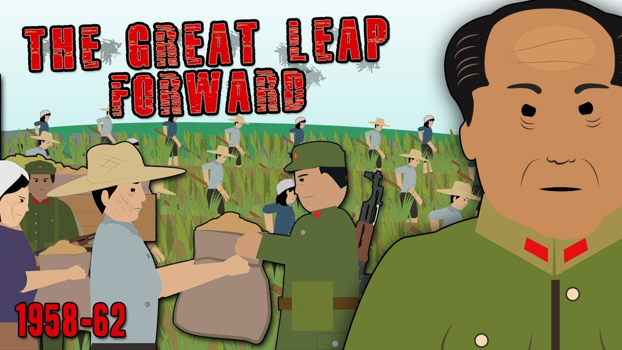 Download The Great Leap Forward (1958-62)