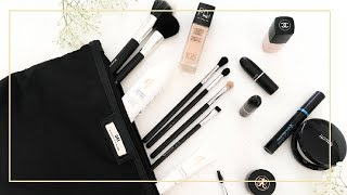 Capsule Makeup Collection | Minimalist Makeup Essentials | Travel Makeup And Skincare Essentials