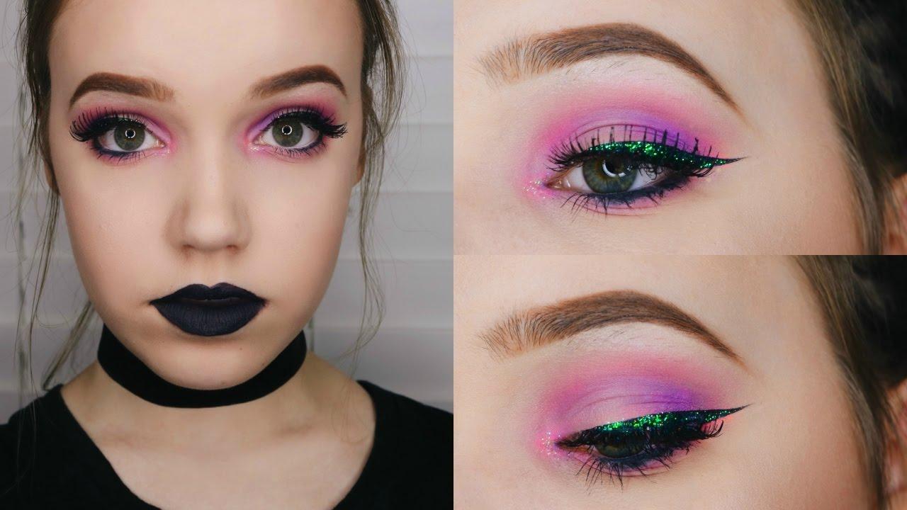 Makeup Tutorial: Mermaid-Inspired Eyeliner