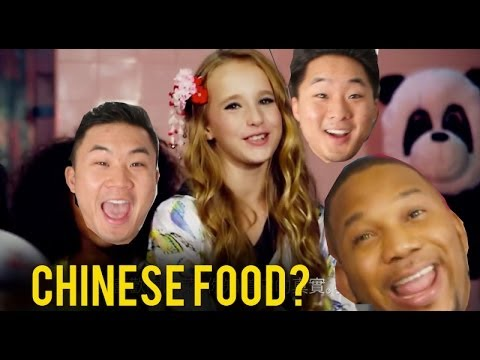 Alison Gold - Chinese Food (Chinese Guys RESPOND)