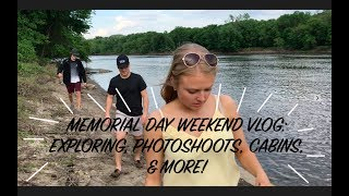 MEMORIAL DAY WEEKEND VLOG: SUMMER SHENANIGANS!