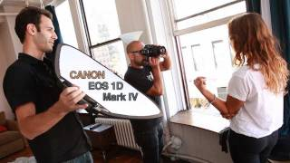 two Minute Review: Canon EOS 1D Mark IV