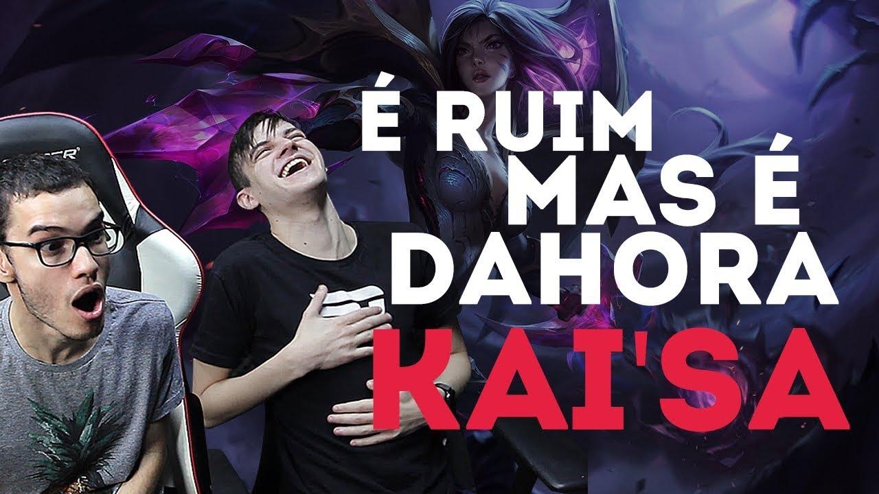PRIMEIRAS IMPRESSÕES DA KAI'SA    paiN Gaming