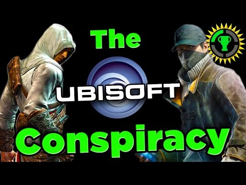 Thumbnail: Game Theory: The Assassin's Creed Shared Universe Conspiracy