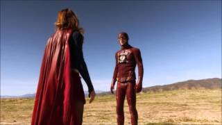 Supergirl and The Flash Crossover Ultimate Crack Video