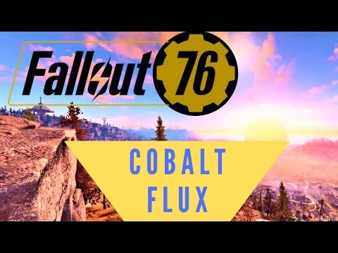 Fallout 76 Cobalt Flux - Where to find and how to craft