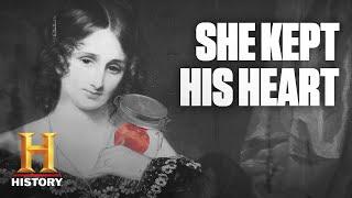 Frankenstein Author Carried Around Her Dead Husband's Heart | Dark History