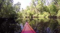 Kayak Jacksonville  - Thomas Creek