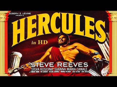 HERCULES (1958) - Color / 98 mins