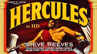 HERCULES (1958) - Color / 98 mins