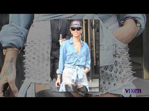 Rihanna Rocks The Urban Skirt: VIBE VIXEN Style Profile
