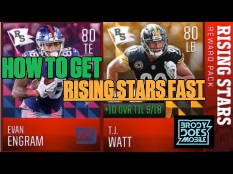 madden mobile how to give players