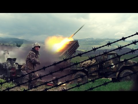 Nagorno Karabakh: four days of war, April 2016
