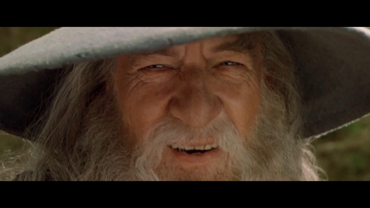 Gandalf lord of rings gay