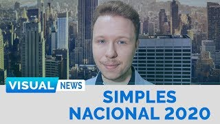 ENQUADRAMENTO NO SIMPLES NACIONAL 2020 | Visual News