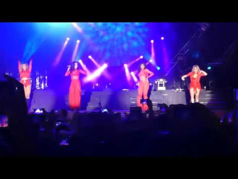 All in my head (Flex) - Fifth Harmony Live at...