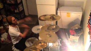 All That Remains - A War You Cannot Win drum cover
