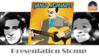 Django Reinhardt - Presentation Stomp (HD) Officiel Seniors Musik