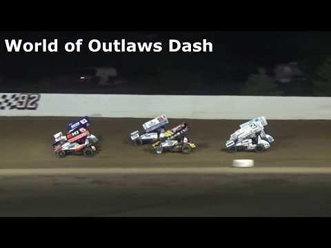 Grays Harbor Raceway, September 2, 2019, World of Outlaws Dash