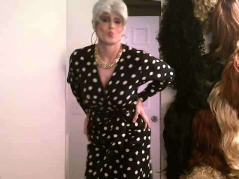 granny on tranny