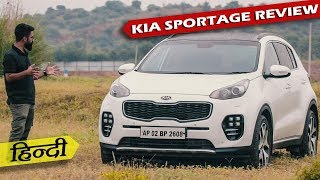 Kia Sportage Review By Vikas Yogi | Jeep Compass Challenger