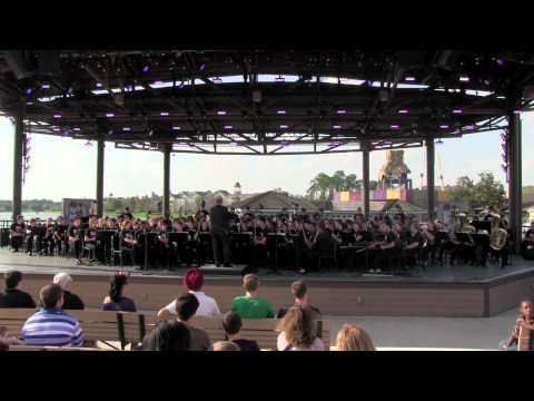 """Merry-Go-Round"" - Evanston Township High School Concert Band"