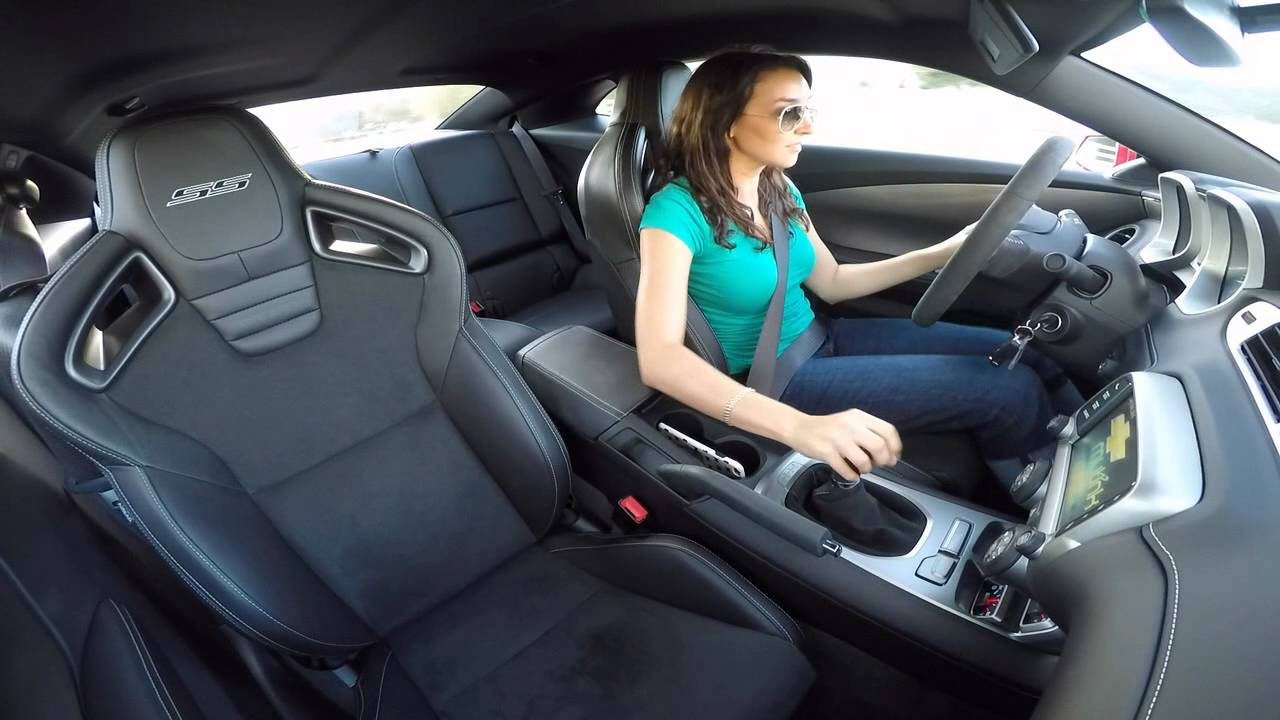 2015 chevrolet camaro ss 1le review - youtube