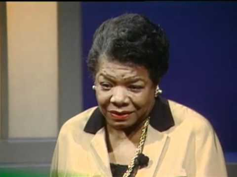 Maya Angelou On Courage Youtube