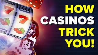 Insane Tricks Casinos Use To Take Your Money