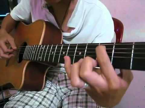 hướng dẫn đánh guitar thần thoại - endless love (điệp khúc)