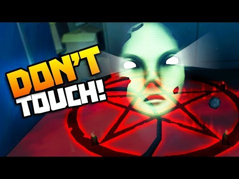 SUMMON THE DEMON ENDING! - Please, Don't Touch Anything 3D - VR HTC Vive Pro Gameplay