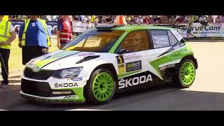 Pozvánka na 46. Rallye Český Krumlov 2018