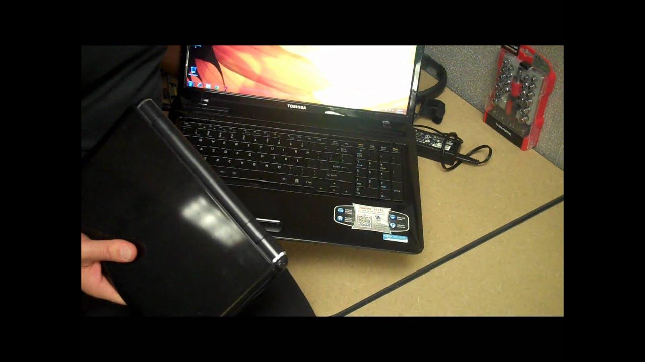 Toshiba Satellite L675D Hardware Setup Treiber Windows 10