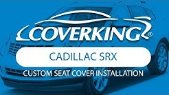 How to Install 2010-2016 Cadillac SRX Custom Seat Covers