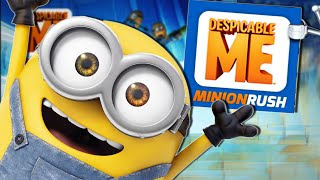 HE FARTED ON ME!! | Minion Rush