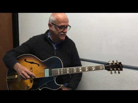 Xperience Guitars with Paul Martin Blues to Jazz course weeks 1 & 2