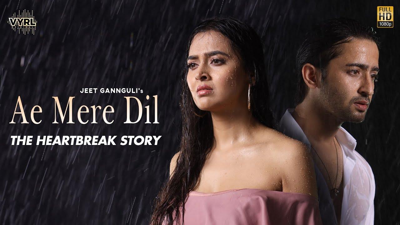 Ae Mere Dil (Behind The Scenes) Jeet Gannguli, Abhay Jodhpurkar | Shaheer Sheikh, Tejasswi Prakash