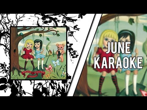 Indochine - June (karaoké)