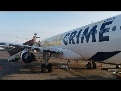Flight Report Air Asia From Bali to Jogjakarta