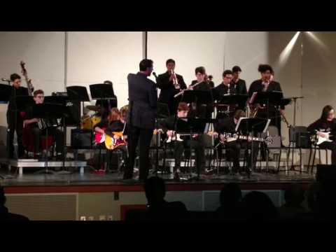 Walnut Hills High School - Jazz Lab Band - Tenor Madness