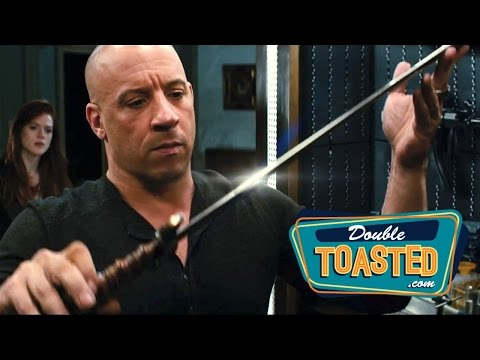 THE LAST WITCH HUNTER - Double Toasted Review