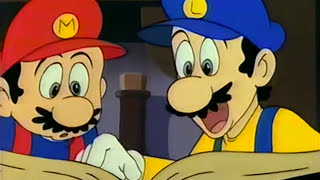 Super Mario Bros. Anime Movie Restored (Best Quality!) · English subbed · 『スーパーマリオブラザーズ ピーチ姫救出大作戦!』 thumbnail