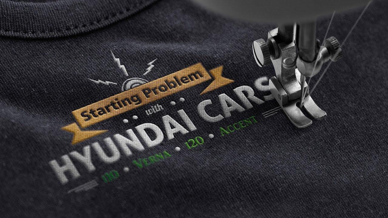 Starting Problem In Hyundai Cars Repair Solution Diy Youtube Ix20 Wiring Diagram