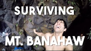 Surviving Mount Banahaw (Hiking in the Philippines ft. Anna Rabtsun)