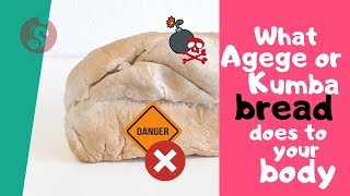 In this live video, i talk about the reason why agege / kumba bread no deh belleful you. what are ingredients, nutrient value, harmful or healthy. join l...