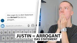 Justin antwortet auf die Anschuldigungen.. | Realtalk